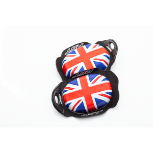 RST Flag Series Knee Sliders Union Jack