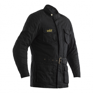 RST Classic TT Waxed 3/4 Textile jacket