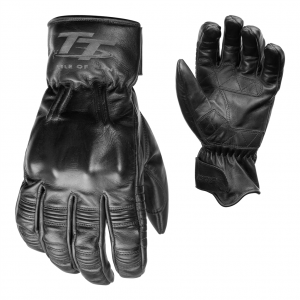 RST Isle of Man TT Hillberry Leather Gloves