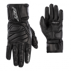 RST Turbine Waterproof Leather Gloves