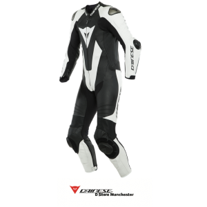 Dainese Laguna Seca 5 Short & Tall 1 piece leather suit