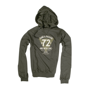 Dainese 72 & Passion Hoodie