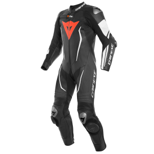 Dainese Misano 2 D-Air® Perforated 1 piece suit