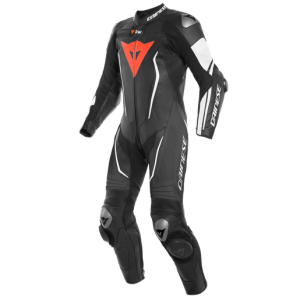 Dainese Misano 2 D-Air Perforated Leather Suit