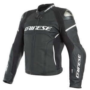 Dainese Racing 3 D-Air® Perforated Leather Jacket