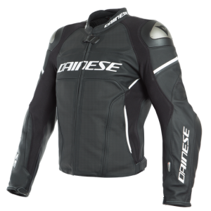 Dainese Racing 3 Perforated D-Air Leather jacket