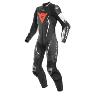 Dainese Misano 2 Ladies D-Air Perforated Leather Suit