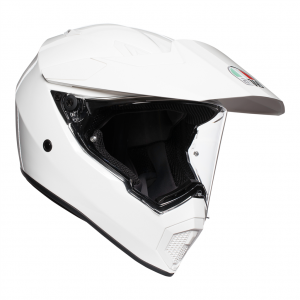 AGV AX9 Gloss White