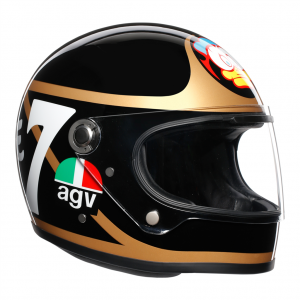 AGV X3000 Barry Sheen