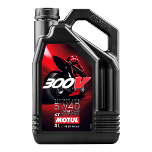 MOTUL 300V 5W40 Factory Line Road Racing - 4L