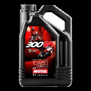 MOTUL 300V² 10W50 Factory Line - 4L