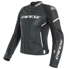 Dainese Racing 3 Perforated Ladies D-Air Leather jacket