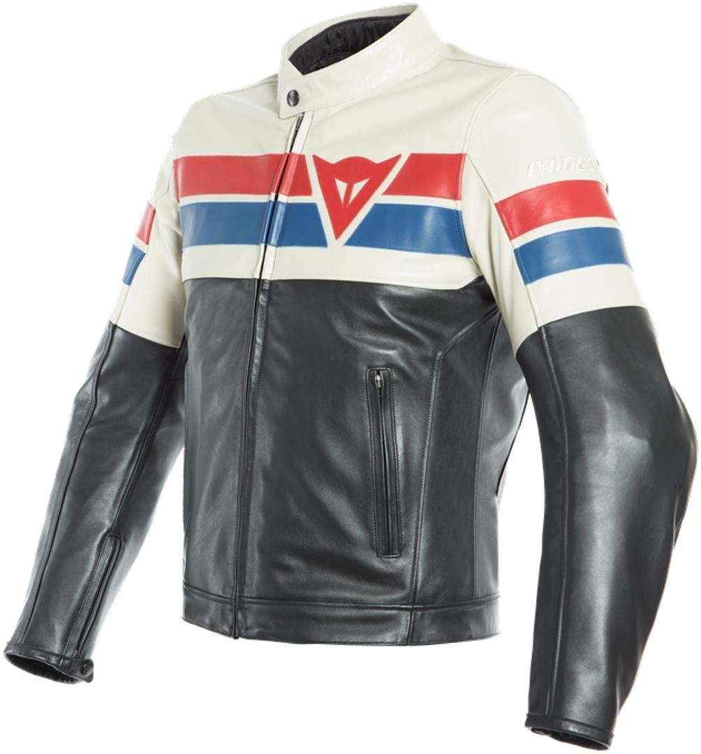 Dainese-8-Track-retro-cafe-racer-style-leather-motorcycle-jacket