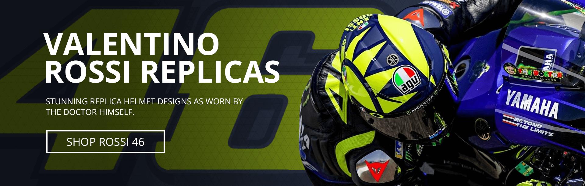 Rossi 46 Replica Helmets